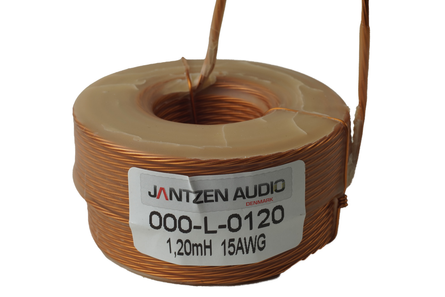 Litz Wire Wax Coil 1