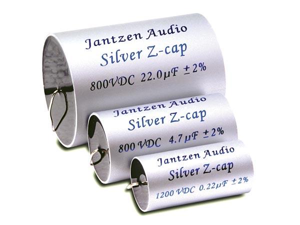 Silver Z-Cap 1