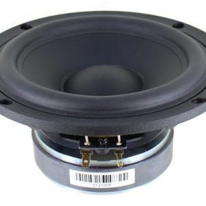 SB Acoustics SB17NBAC35-8 6″ Black Aluminum Cone Woofer