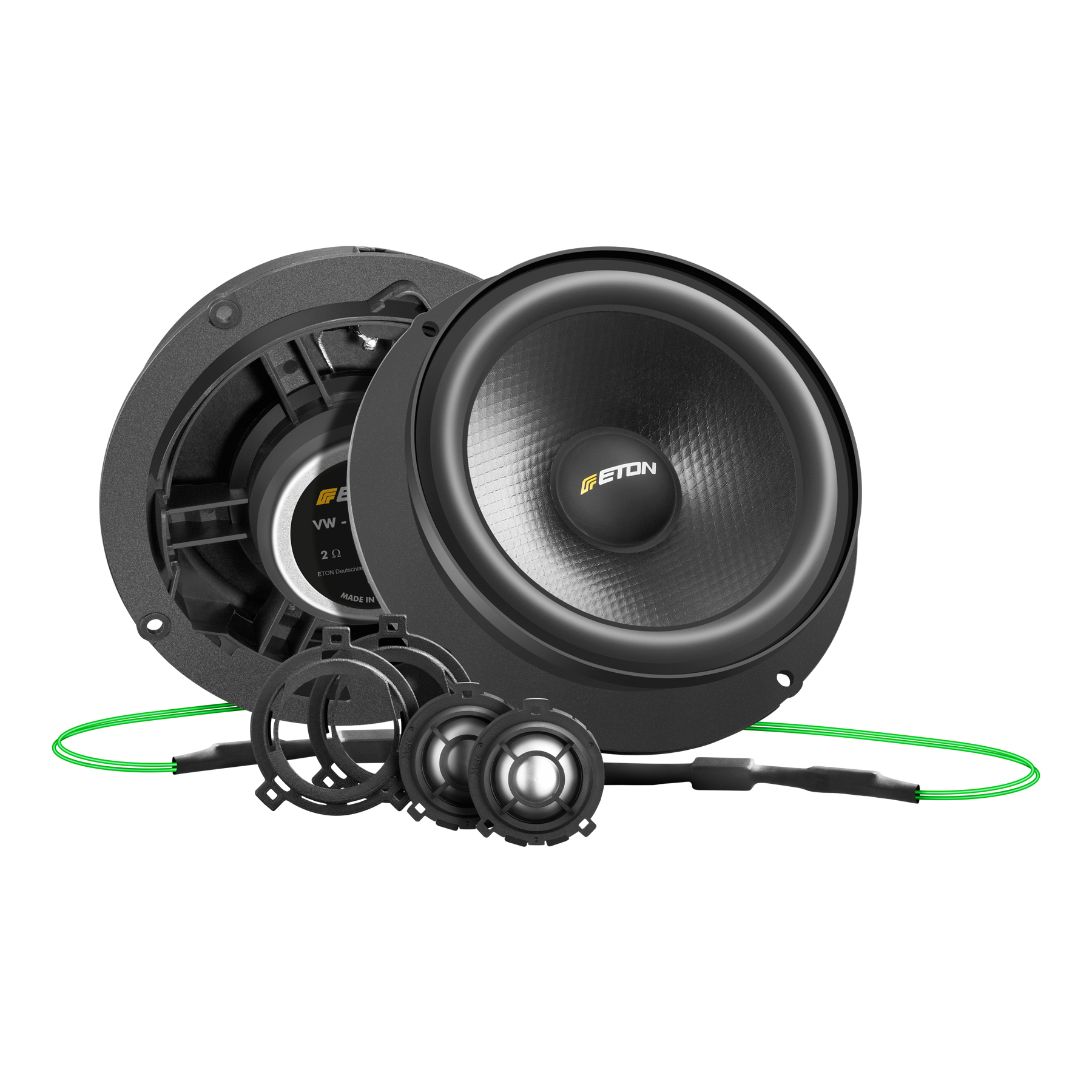 eton ug vw golf 7 2 1 upgrade sound system for vw audiostatus. Black Bedroom Furniture Sets. Home Design Ideas