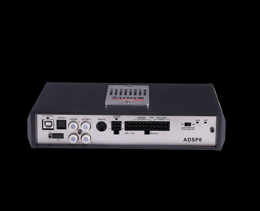 Audio System AD DSP6 6 Channel Amplifier with DSP