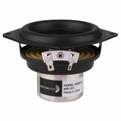 "Dayton Audio DMA45-8 1-1//2/"" Dual Magnet Aluminum Cone Full-Range Driver 8 Ohm"